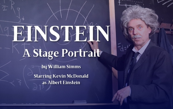 Einstein: A Stage Portrait